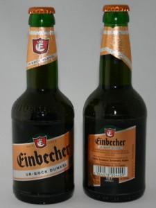 Einbecker Ur Bock dunkel