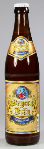 Bayern Bräu Weißbier Hell