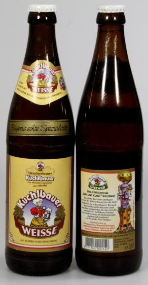 Kuchlbauer Weisse Weizenbier