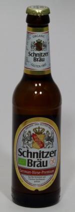 Schnitzer Bräu Hirse Bier